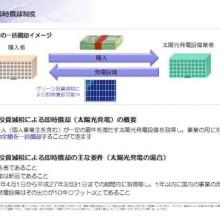 グリーン投資減税in九州管内での太陽光発電事業 | スタッフブログ