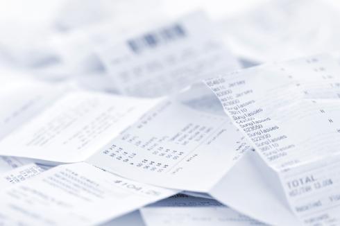 領収書の電子保存 | スタッフブログ