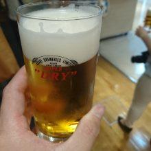 アサヒビール工場の見学 | スタッフブログ