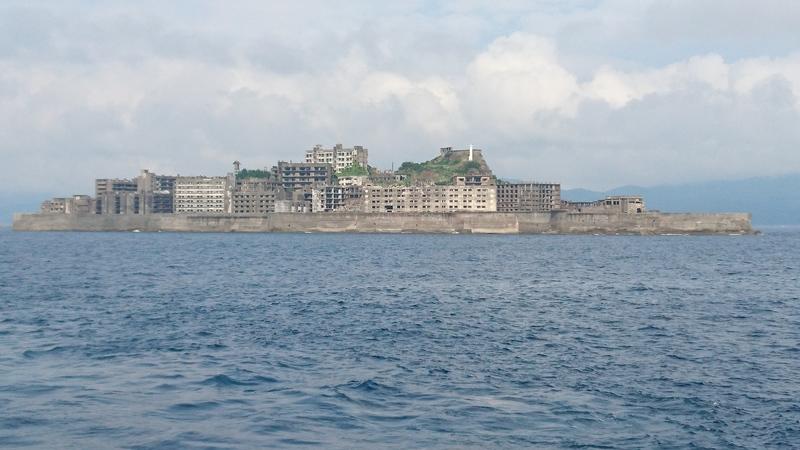 軍艦島   スタッフブログ