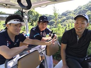 秋晴れゴルフ | スタッフブログ