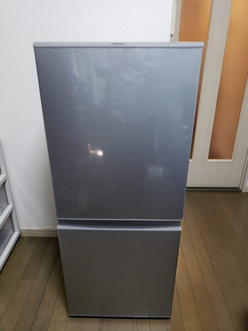 冷蔵庫買い換えました!   スタッフブログ