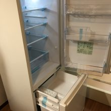 新しい冷蔵庫 | スタッフブログ